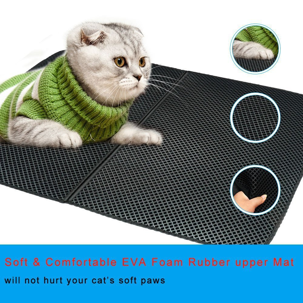 Waterproof Pet's Litter Mat