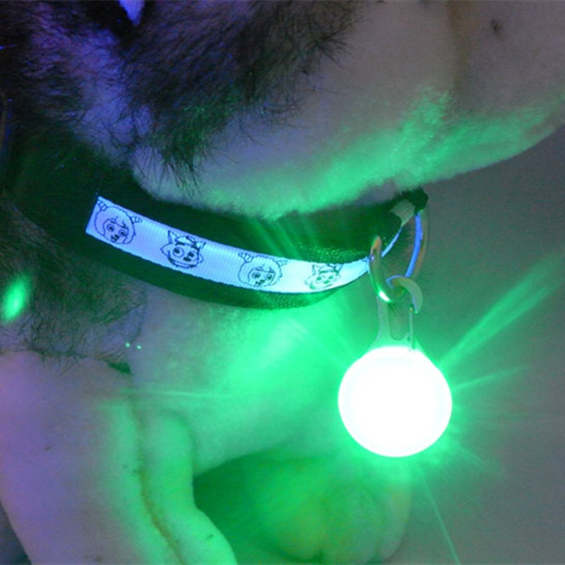 LED Collar Pendant for Dogs