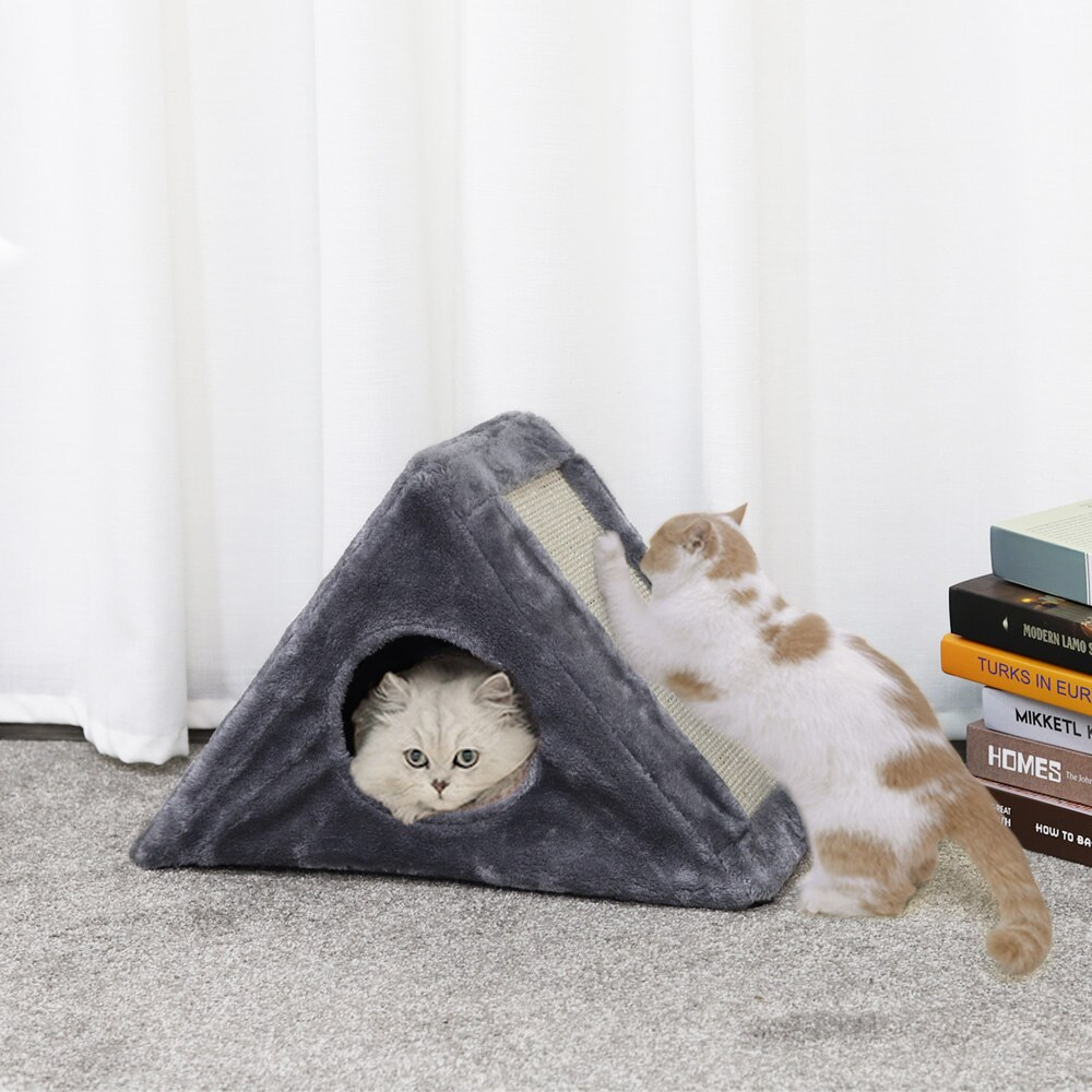 Funny Small Scratcher for Cats