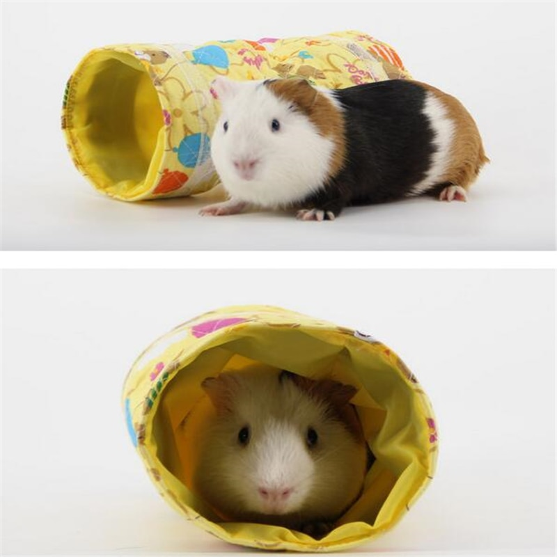 Guinea Pig Toy Tunnel