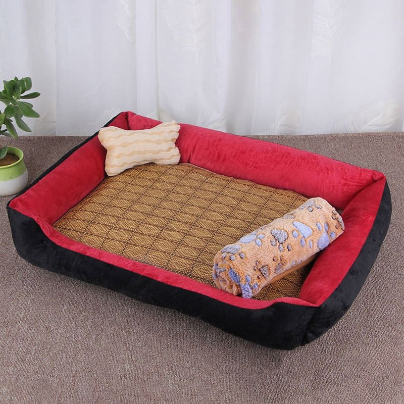 Dogs Breathable Warm Bed